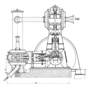 Компрессор ВП-50/8M