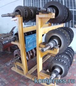 Ротор нагнетателя